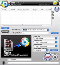 Abdio WMV Video Converter