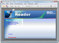 Word Reader screenshot medium