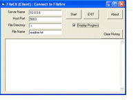 Client/Server Comm Lib for Xbase