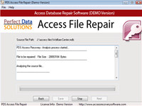 Perfect Data Solutions Access Repair