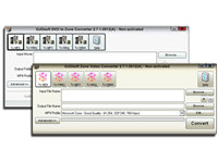 OJOsoft DVD Zune Converter Suite