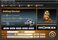 Tipard MPEG TS Converter  screenshot medium