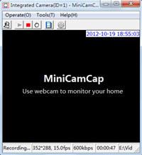 MiniCamCap (Webcam Monitor)