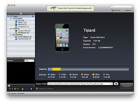 Tipard iPod Transfer for Mac