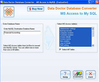 Migrate MS Access Database