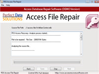 Access File Recovery Tools