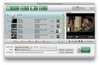 4Videosoft DVD Ripper for Mac screenshot medium