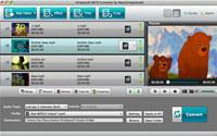 4Videosoft M2TS Converter for Mac