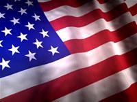 Free USA Flag 3D Screensaver