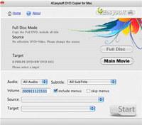 4Easysoft DVD Copier for Mac