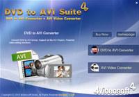 4Videosoft DVD to AVI Suite
