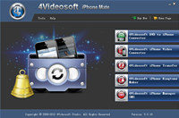 4Videosoft iPhone Mate screenshot medium
