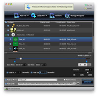 4Videosoft iPhone Ringtone Maker for Mac