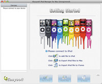 4Easysoft iPod Manager for Mac