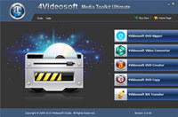 4Videosoft Media Toolkit Ultimate screenshot medium