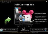 4Easysoft DVD Converter Suite