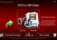 4Easysoft DVD to MP4 Suite