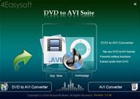 4Easysoft DVD to AVI Suite