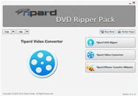 Tipard DVD Ripper Pack screenshot medium