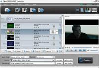 Tipard DVD to AMV Converter screenshot medium