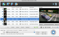 Tipard iPhone Video Converter for Mac