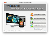 Tipard iPhone Software Pack for Mac