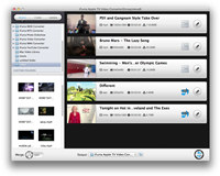iFunia Apple TV Video Converter for Mac