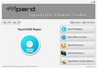 Tipard DVD Software Toolkit