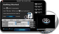 Tipard MKV Video Converter for Mac screenshot medium