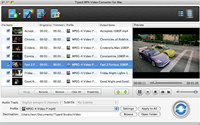 Tipard MP4 Video Converter for Mac screenshot medium