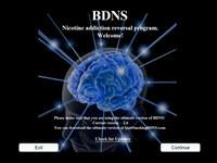 BDNS - Nicotine addiction reversal