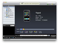 Tipard iPhone to Mac Transfer