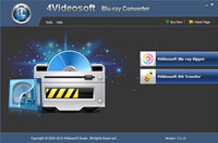 4Videosoft Blu Ray Converter