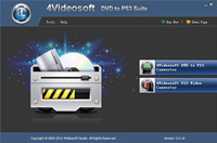 4Videosoft DVD to PS3 Suite