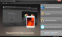 Aiseesoft iPad Converter Suite screenshot medium