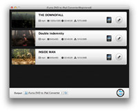 iFunia DVD to iPad Converter for Mac