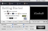 iCoolsoft AVCHD Converter for Mac