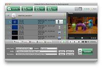 4Videosoft Mac DVD to iPhone Converter screenshot medium