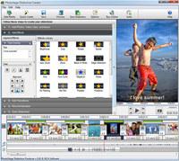 PhotoStage Free Photo Slideshow Software