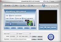 4Easysoft Mac MP4 to AVI Converter