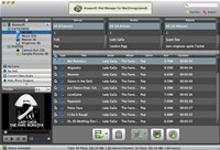 Aiseesoft iPod Manager for Mac screenshot medium