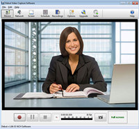 Debut Pro Video-Aufnahmesoftware