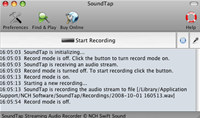 SoundTap Pro for Mac screenshot medium