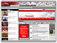 2010 Ohio State Football Firefox Theme