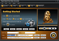 Tipard QuickTime Video Converter