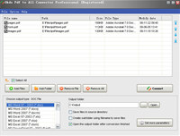 Okdo Pdf to All Converter Professional screenshot medium