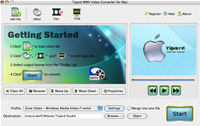 Tipard WMV Video Converter for Mac