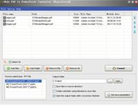 Okdo Pdf to PowerPoint Converter