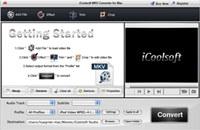 iCoolsoft MKV Converter for Mac