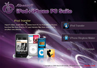 Aiseesoft iPod + iPhone PC Suite screenshot medium